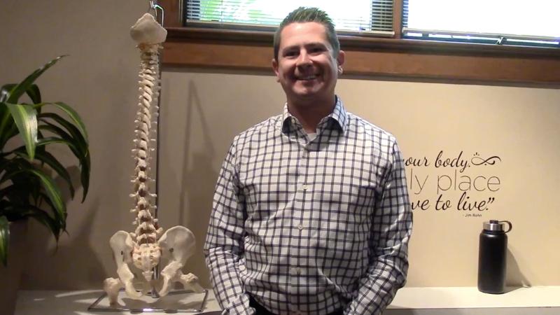Sciatica Chiropractor Dr. Ryan Burke